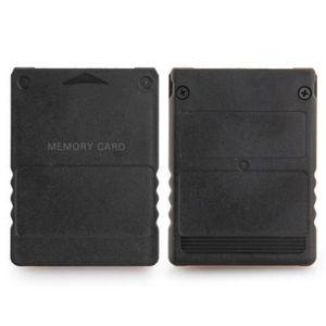 CARTE MÉMOIRE Carte Mémoire Memory Card 64Mo Noir pour Console P
