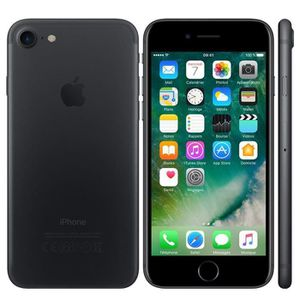 SMARTPHONE Noir Grade A+++ Iphone 7 128GB occasion D'occasion