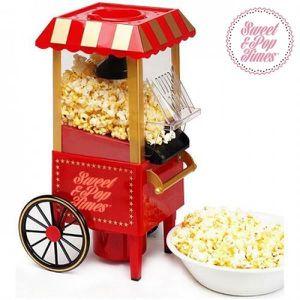 MACHINE À POP-CORN ÉLEC Machine à Pop Corn Sweet & Pop