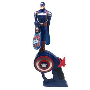 FIGURINE - PERSONNAGE FLYING HEROES New Captain America - Marvel