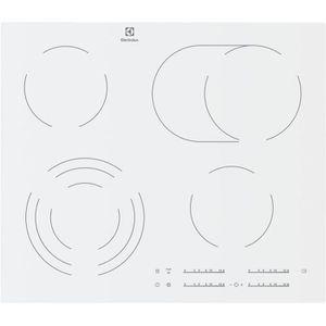 PLAQUE VITROCÉRAMIQUE  ELECTROLUX - EHF6547IW1 - Table de cuisson vitrocé