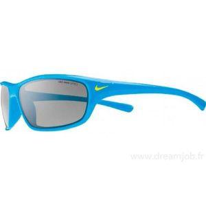 LUNETTES DE SPORT NIKE Lunettes de soleil Varsity - Enfant - Bleu 4884062025f8