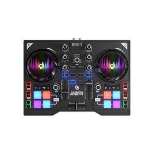 TABLE DE MIXAGE HERCULES DJ CONTROL INSTINCT P8 Console DJ 2 plati