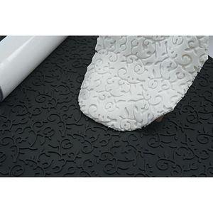 USTENSILES DECORATION  Tapis silicone : arabesque. Cuisine : Le Decor (ga