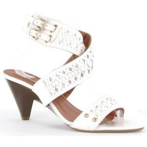 Achat Blanches Sandales Femme Vente HED9IYW2