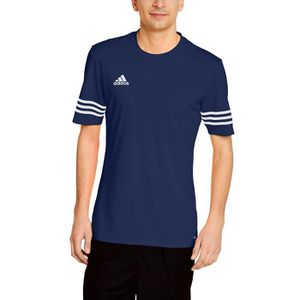 the latest bf634 273bf SHORT DE FOOTBALL ADIDAS Hommes Entrada 14 Climalite formation T-shi