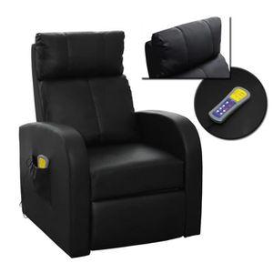 FAUTEUIL Fauteuil de massage électrique avec télécommande C
