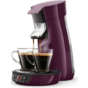 MACHINE À CAFÉ PHILILIPS VIVA Café  HD6563/91 0,9 L - Lilas inten