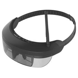 DRONE Lunettes FPV sans fil 3D Lunettes de video Vision-