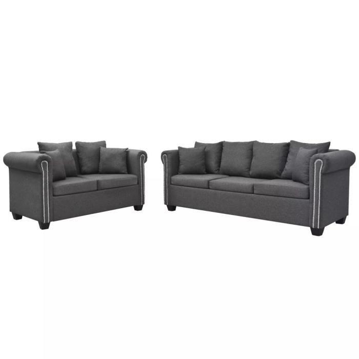 R16 Ce Jeu De Canape Confortable A Un Design Sophistique Qui