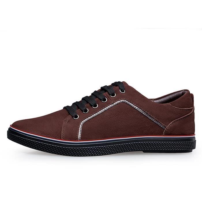 cuir cuir en cuir Basket en cuir Chaussures Homme Chaussures Chaussures en Basket Homme Homme Basket Homme Chaussures en CqvWtW5w6Z
