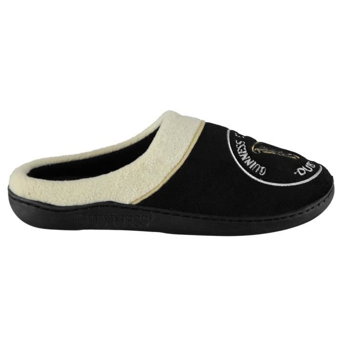 Guiness Homme Mules Pantoufles