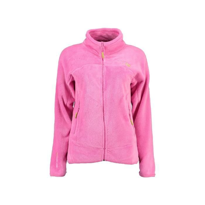 Polaire Femme Geographical Norway Unicorne Rose Rose Rose - Achat ... 4a9b605279a7