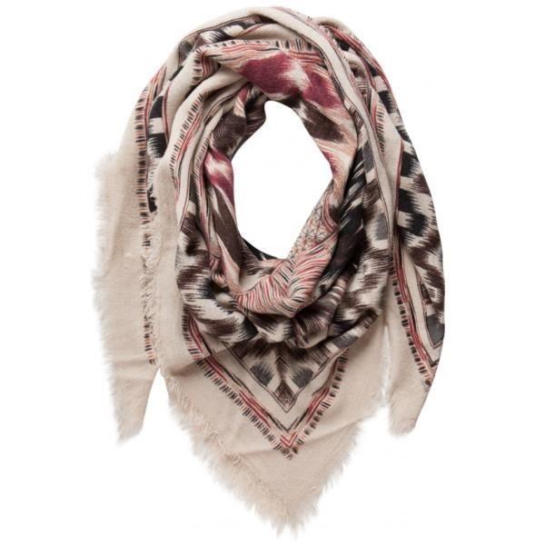 grand foulard pieces