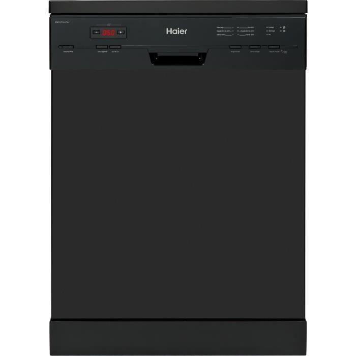 HAIER DW12-T1347B Lave-vaisselle