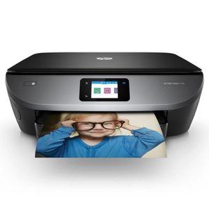 IMPRIMANTE HP Imprimante Tout en un Envy Photo 7130 - compati