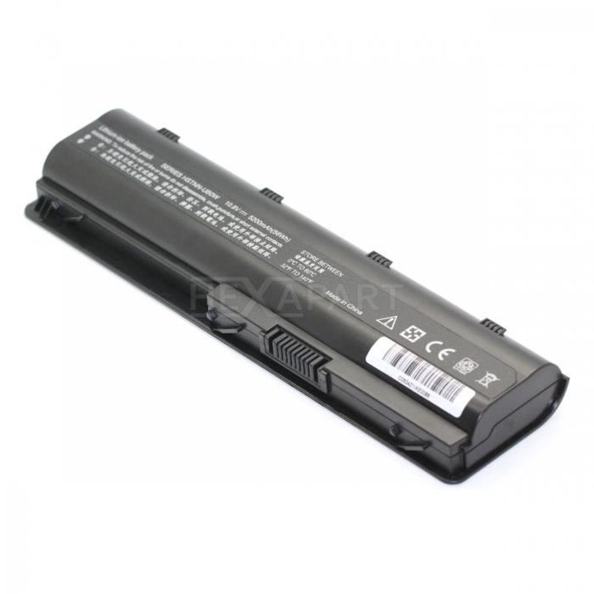 Batterie pour hp pavilion dv6 3165sf - prix pas cher - Black ...