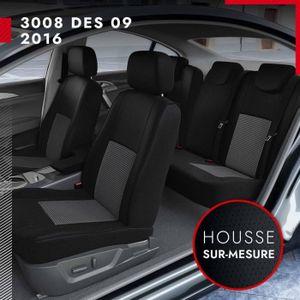 DBS Housse sur Mesure pour Peugeot 3008 2 ? partir d'Octobre 2016
