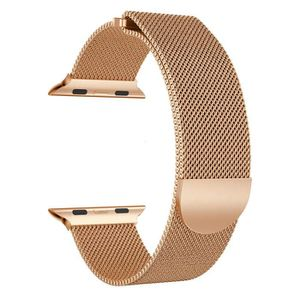 BRACELET DE MONTRE Milanese Stainless Steel Magnetic Watch Band For A