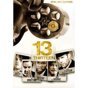 DVD FILM DVD 13 THIRTEEN - JASON STATHAM