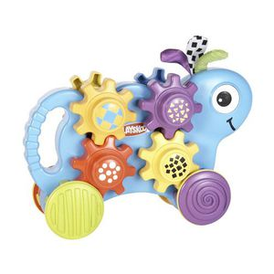 ASSEMBLAGE CONSTRUCTION Playskool Tortue Clic Clac