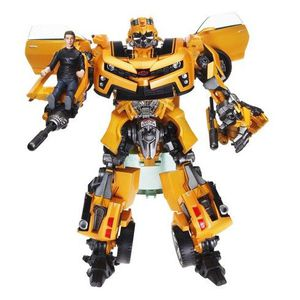 FIGURINE - PERSONNAGE Transformers Ultimate Human Driver