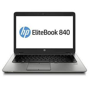 EBOOK - LISEUSE HP EliteBook 840 G1, Intel® Core™ i5 de 4<sup>eme<