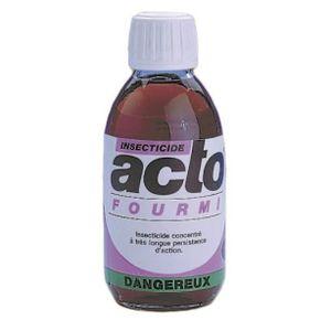 PRODUIT INSECTICIDE Acto fourmi 200 ml. Bien-etre : Maison (insecticid