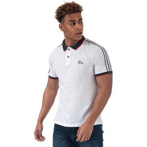 info for d4e2d d2a15 POLO Tokyo Laundry Polo Finley Point Blanc Homme ...