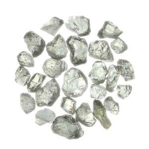 PIERRE VENDUE SEULE Pierres brutes prasiolite - Qualité extra - 1 à 2