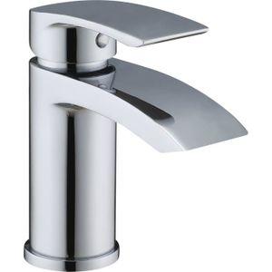 ROBINETTERIE SDB ROUSSEAU Robinet mitigeur lavabo - Chromé