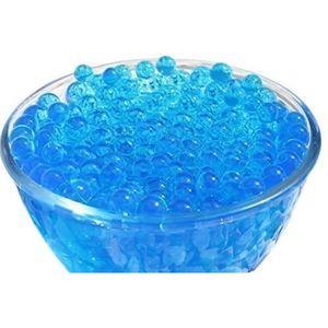 BILLES - PERLES DÉCO 20 paquets de Bleu Royal Aqua Eau Cristal Sol Gel