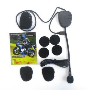 INTERCOM MOTO DK-02 Intercom Moto Bluetooth Casque sans fil télé