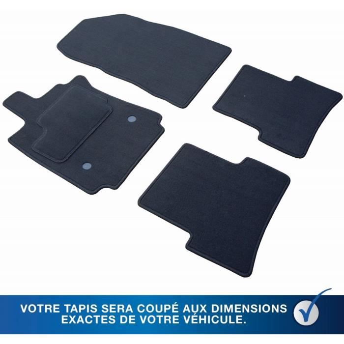 TAPIS PEUGEOT 307 Coupe + Cabriolet