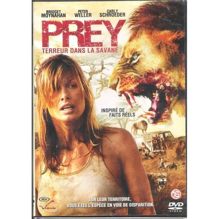film prey terreur dans la savane