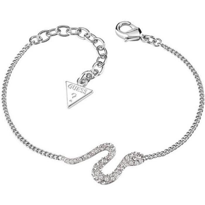 Bracelet femme GUESS EDEN UBB71536-S. Argent. Mét