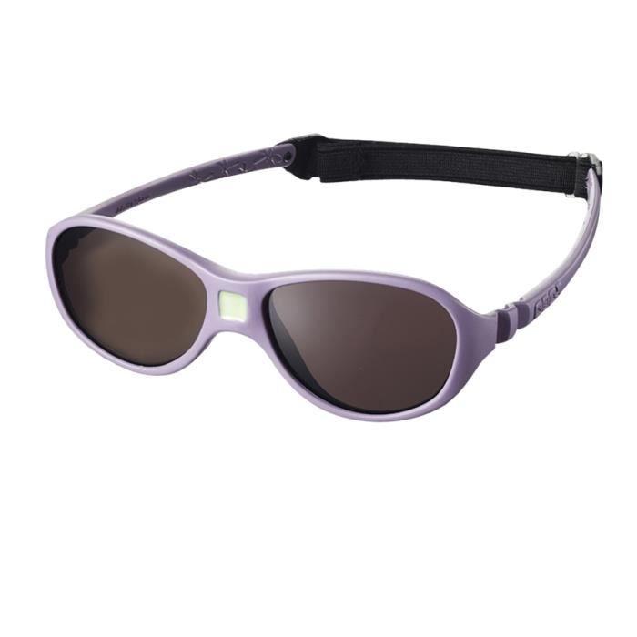 lunettes de soleil bébé 12 à 30 mois parme jokaki - 100% incassable100%  recyclable + pochette coton bio100% protection maximale indice 4 +verres...  voir ... 4ea687091f2b
