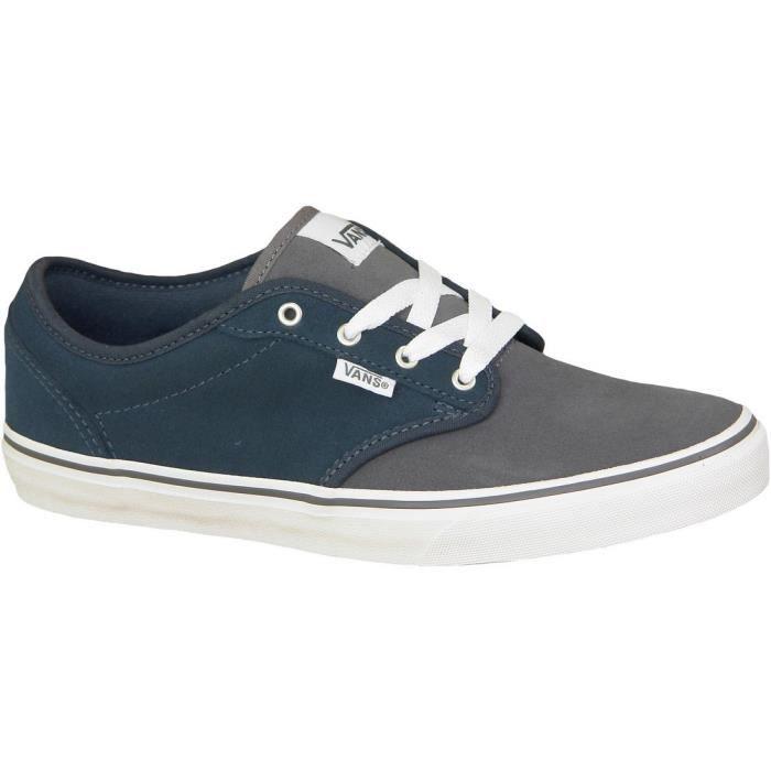 Vans Atwood Varsity V3Z9K6R Blue Baskets Chaussures femme