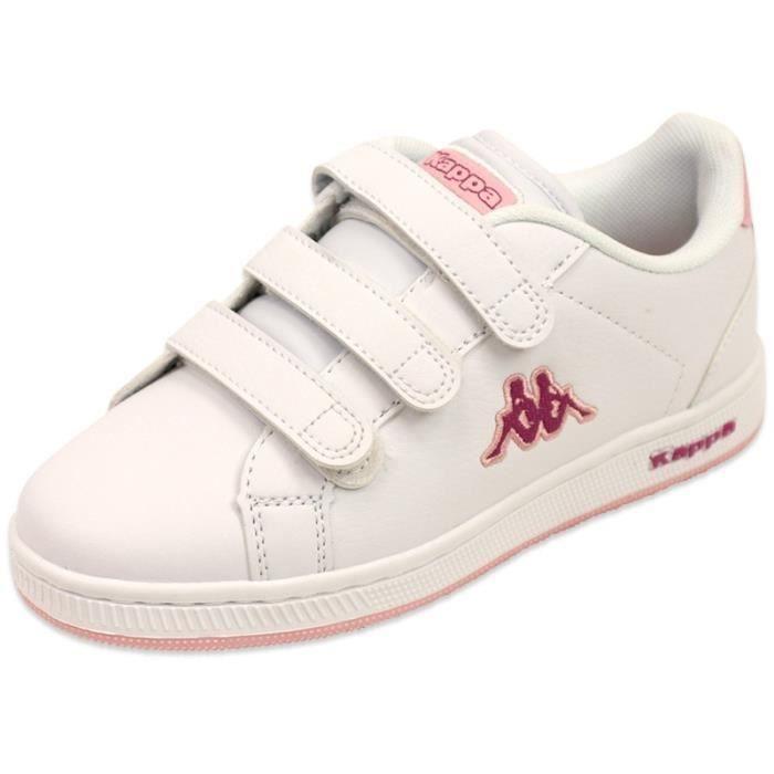 MARESAS VELCRO KID JR WPI - Chaussures Fille Kappa