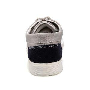 Chaussures En Toile Hommes Basses Quatre Saisons Casual BDG-XZ133Gris44 fSrXP