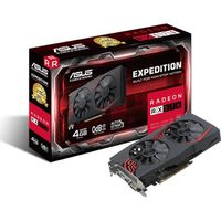 CARTE GRAPHIQUE INTERNE ASUS Carte Graphique Radeon RX 570 OC 4 Go