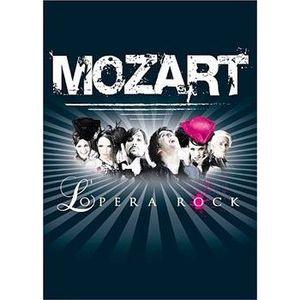 DVD MUSICAL MOZART – L'Opéra Rock Intégrale – Edition Digibook