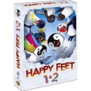 DVD FILM HAPPY FEET 1&2 /V 2DVD
