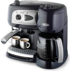 DELONGHI BCO 260CD.1 Combiné expresso cafeti?re - Noir