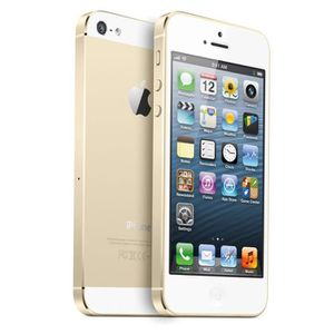 SMARTPHONE Apple iPhone 5S 32 Go Or