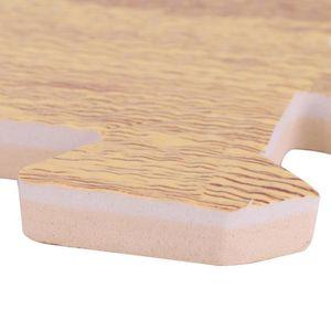 TAPIS PUZZLE CESAR Tapis puzzle de sol 9 pièces 30*30*1cm