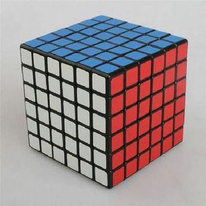 CASSE-TÊTE 6 x 6 x 6 PVC givré Cube magique coloré apprentiss