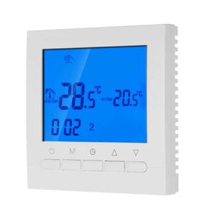 THERMOSTAT D'AMBIANCE Wifi Thermostat chauffage electrique, Thermostat c