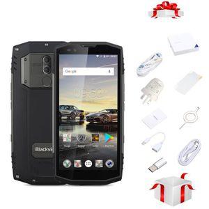 SMARTPHONE 5.7 Pouces Blackview BV9000 Pro 4G Smartphone Gris