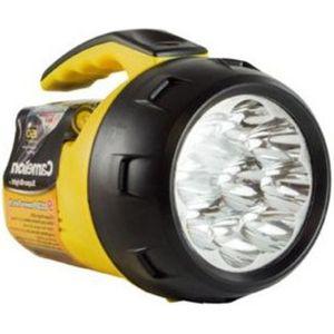 LAMPE DE POCHE Lampe Torche Ultralumineuse Camelion 9 LED (FL-9LE